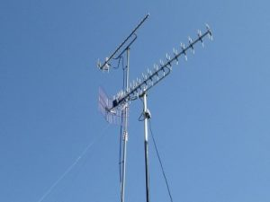 地上波・衛星放送アンテナ工事(戸建・集合住宅)